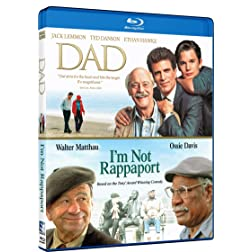 Dad & I'm Not Rappaport (Double Feature) [Blu-ray]