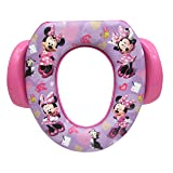 Disney Minnie Mouse Happy Helpers Soft Potty Seat, Small (Color: Disney - Minnie Mouse - Happy Helpers, Tamaño: Small)