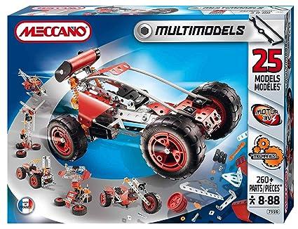 Meccano - 837550 - Jeu de Construction - Buggy - 25 Modèles