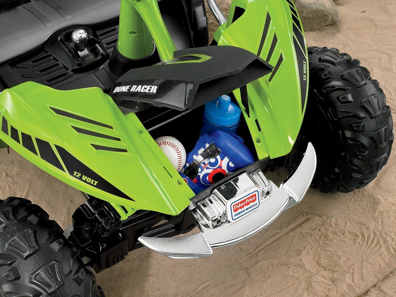 Power Wheels Dune Racer Storage
