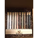 Gourmet Sea Salt Sampler - Delicious, Natural Cooking Sea Salts From Around the World