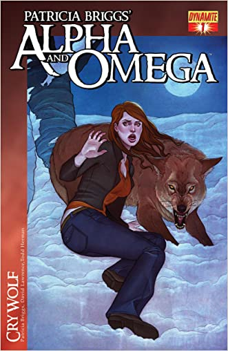 Patricia Brigg's Alpha and Omega: Cry Wolf Volume One #1