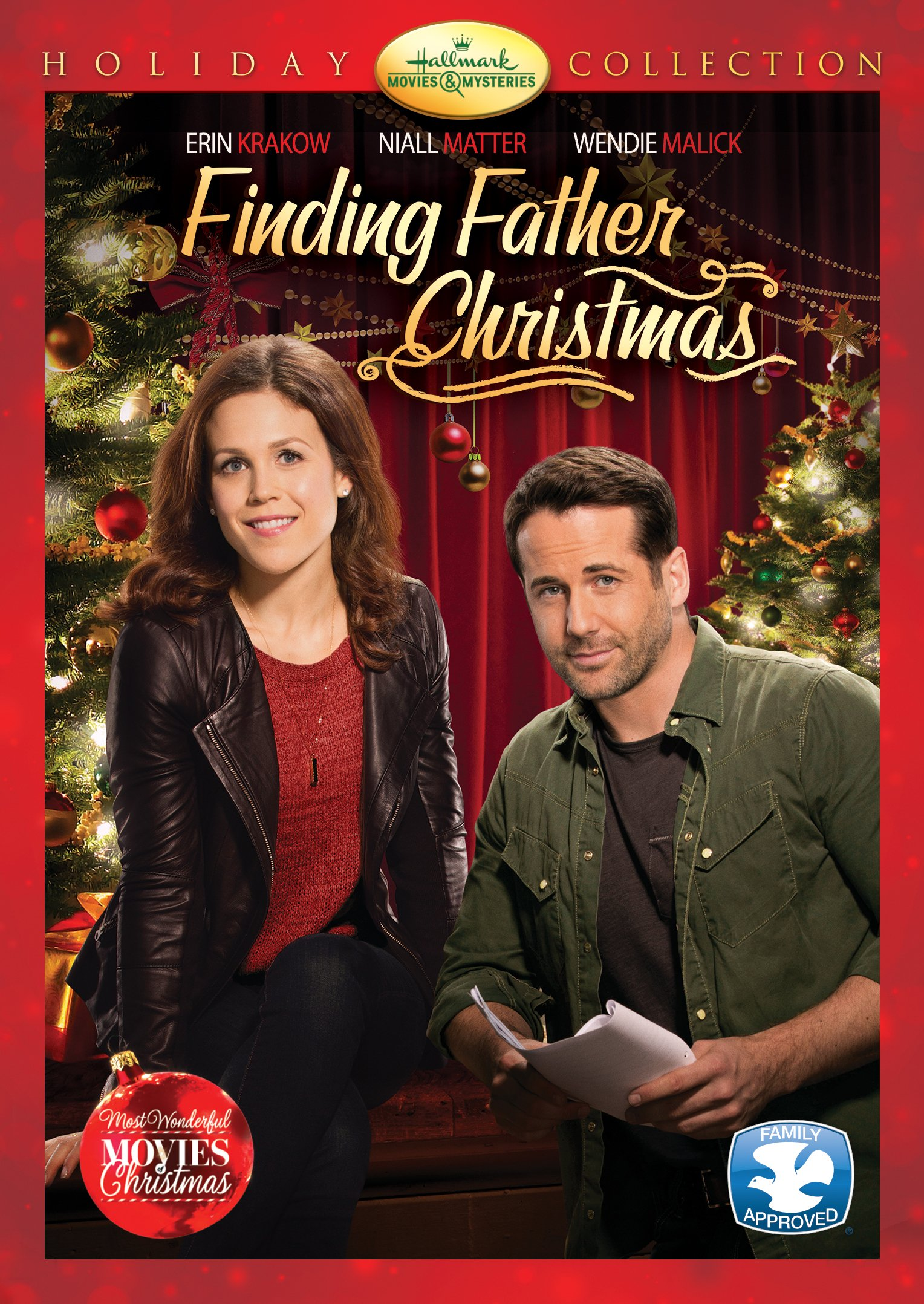 Book Cover: Finding Father Christmas