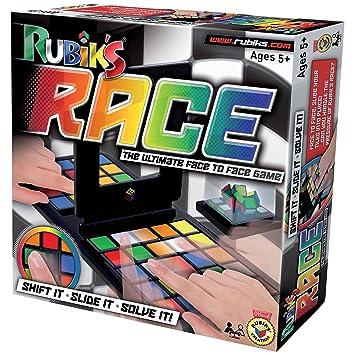John Adams – Rubik's Race – Jeu de Société Langue Anglaise (Import Royaume-Uni)