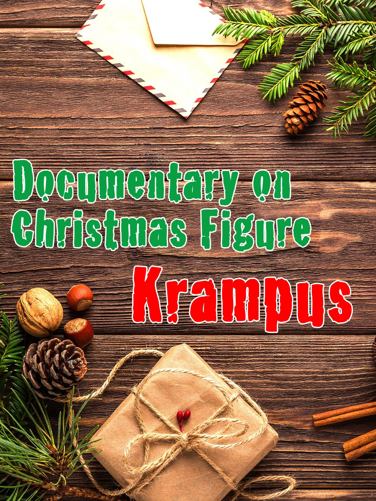 Documentary on Christmas Figure Krampus on Amazon Prime Video UK