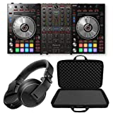 Pioneer DDJ-SX3 Flagship 4-Channel Controller with Odyssey (Universal Carrying Bag) (Tamaño: Universal Carrying Bag)