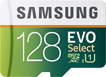 Samsung 128GB 80MB/s SDXC Memory Card