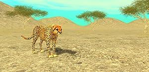 Wild Cheetah Sim 3D from Turbo Rocket Games