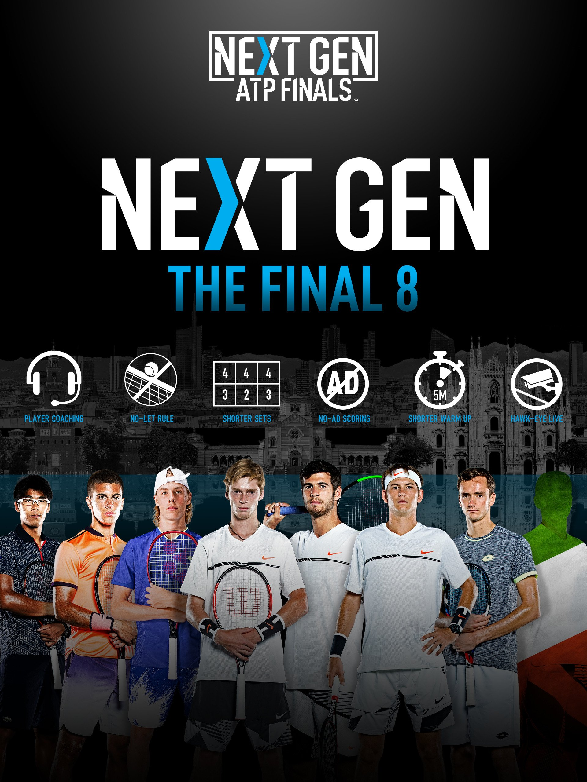 NEXT GEN THE FINAL 8