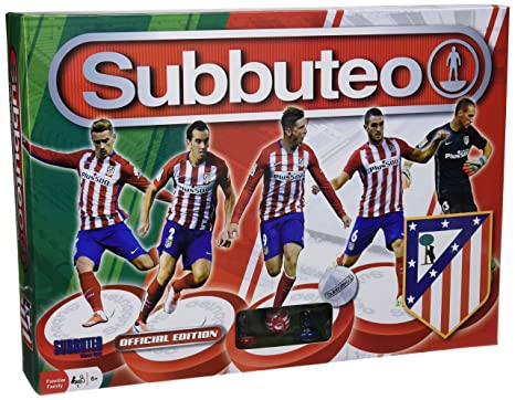 SUBBUTEO – Playset Atletico de Madrid (Eleven Force 81199)