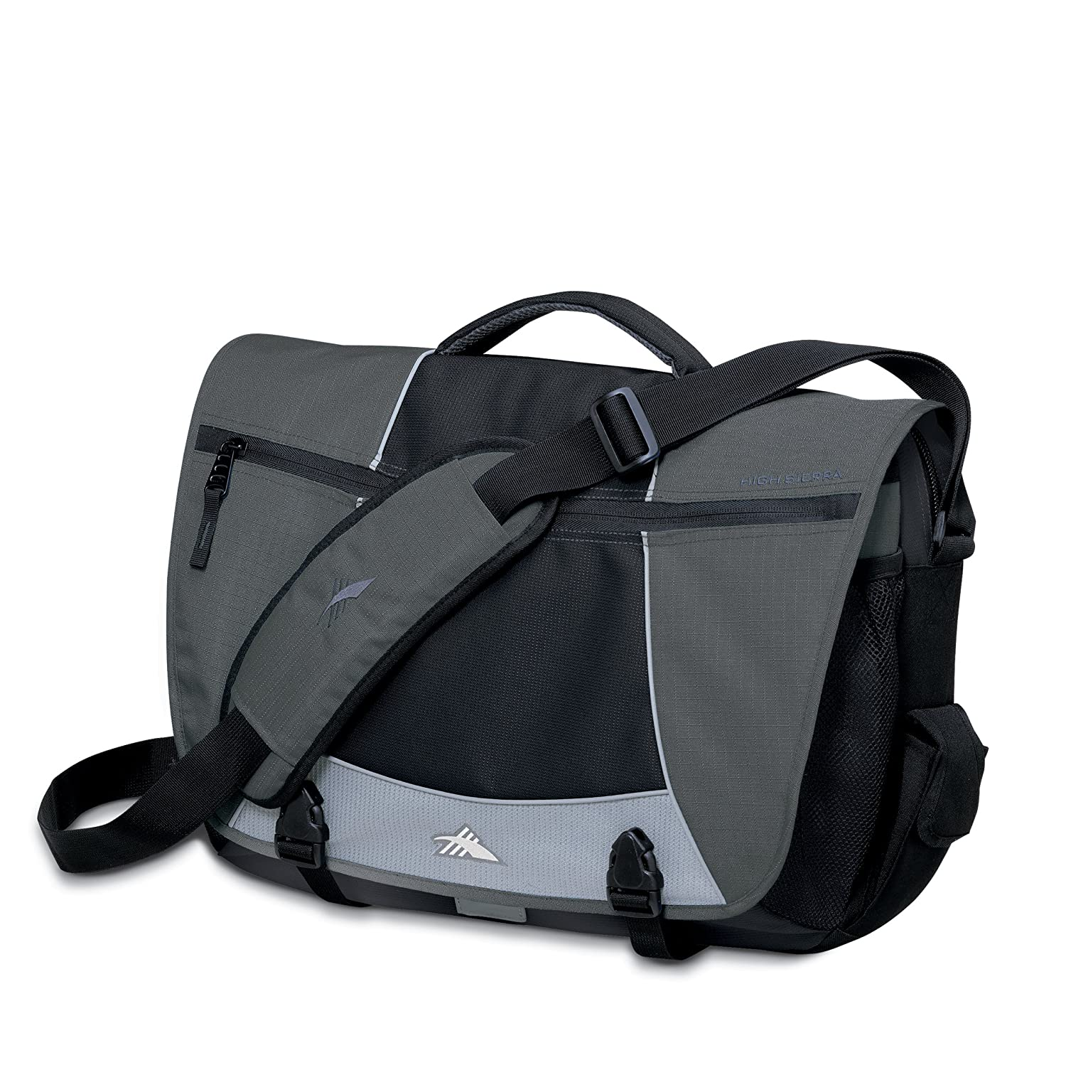 High Sierra Tank Pack (Charcoal/Black/Silver/Black) $20
