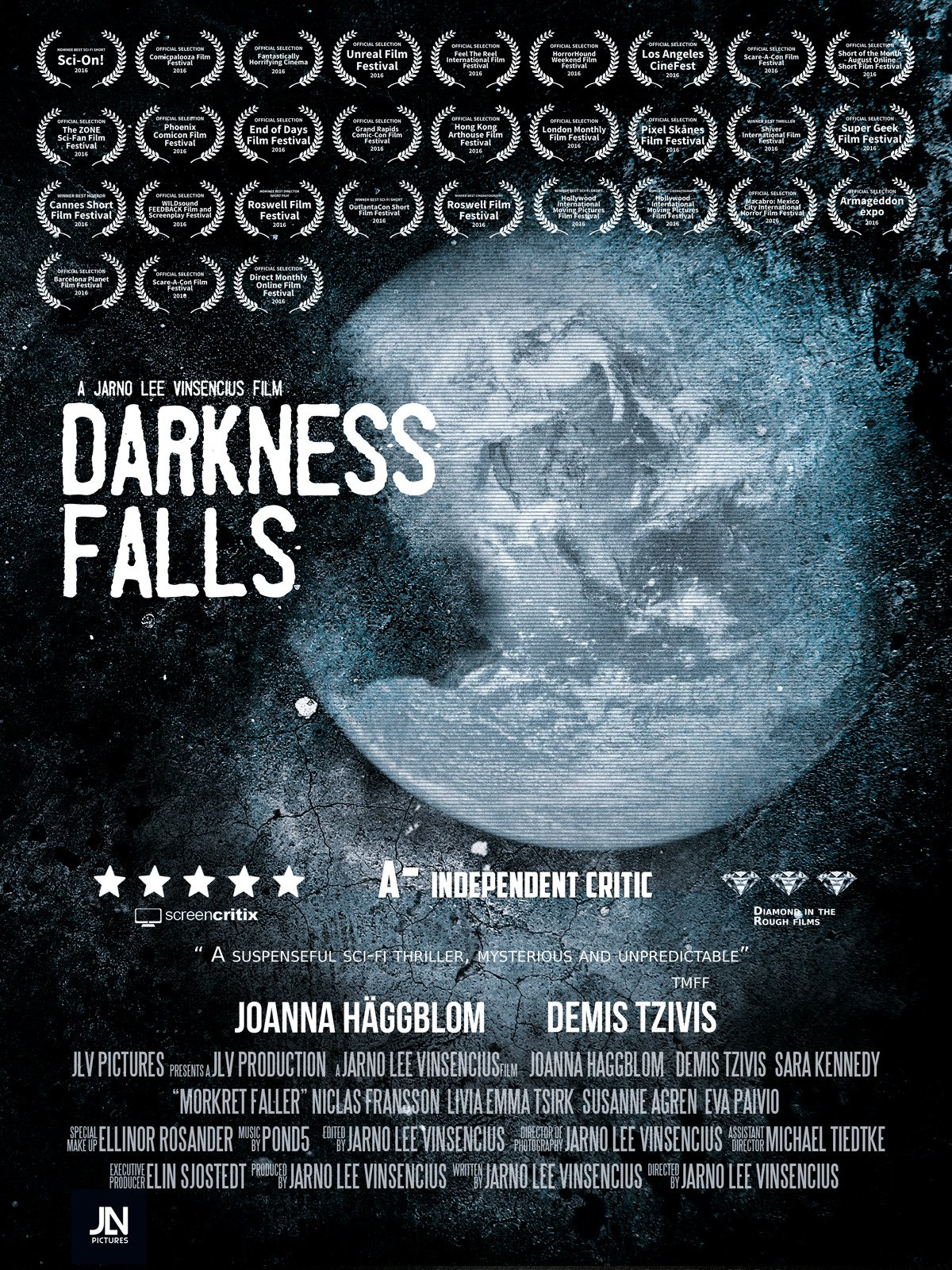 Darkness Falls on Amazon Prime Video UK