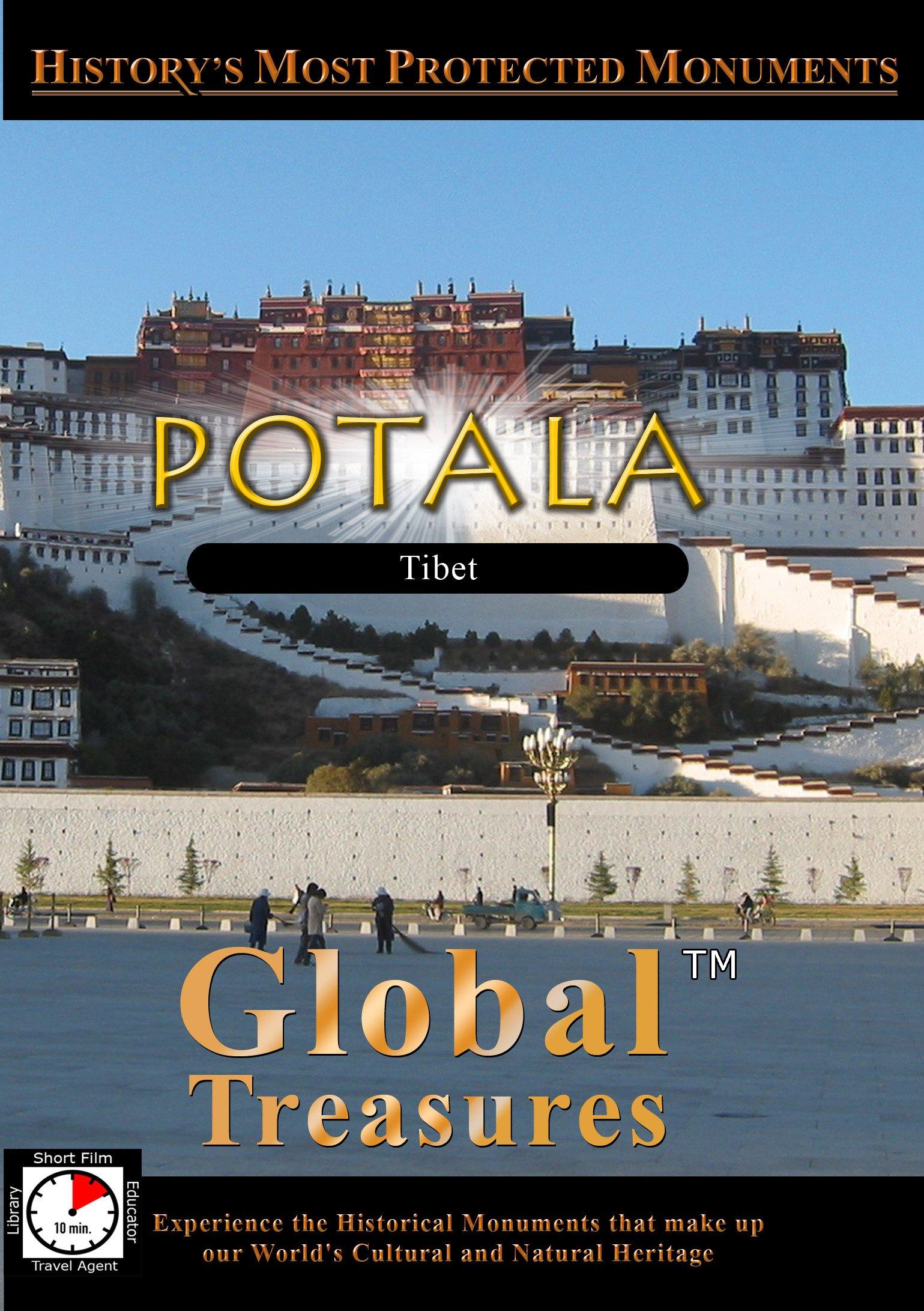 Global Treasures - Potala, Tibet on Amazon Prime Video UK