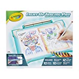 Crayola Light-Up Tracing Pad Teal, Coloring Board for Kids, Amazon, Toys for Boys, Ages 6, 7, 8, 9, 10 (Color: Teal)