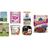 Dog Food and Treats Sample Box + $11.99 Amazon Credit