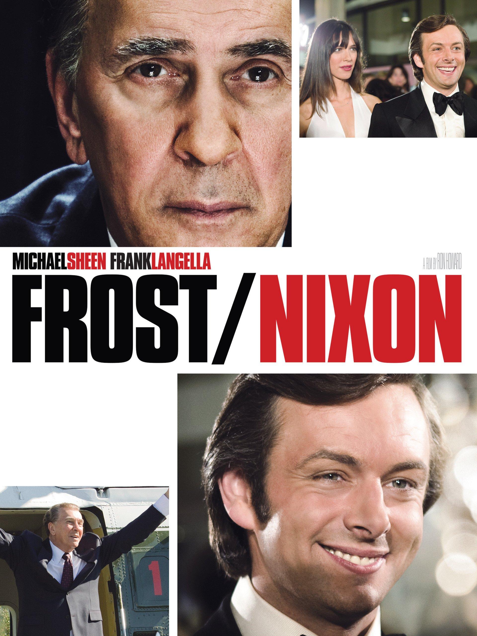 Frost/Nixon on Amazon Prime Video UK