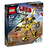 LEGO Movie 70814 Emmet's Construct-o-Mech Building Set(Discontinued by manufacturer) (Color: Multi, Tamaño: One Size)
