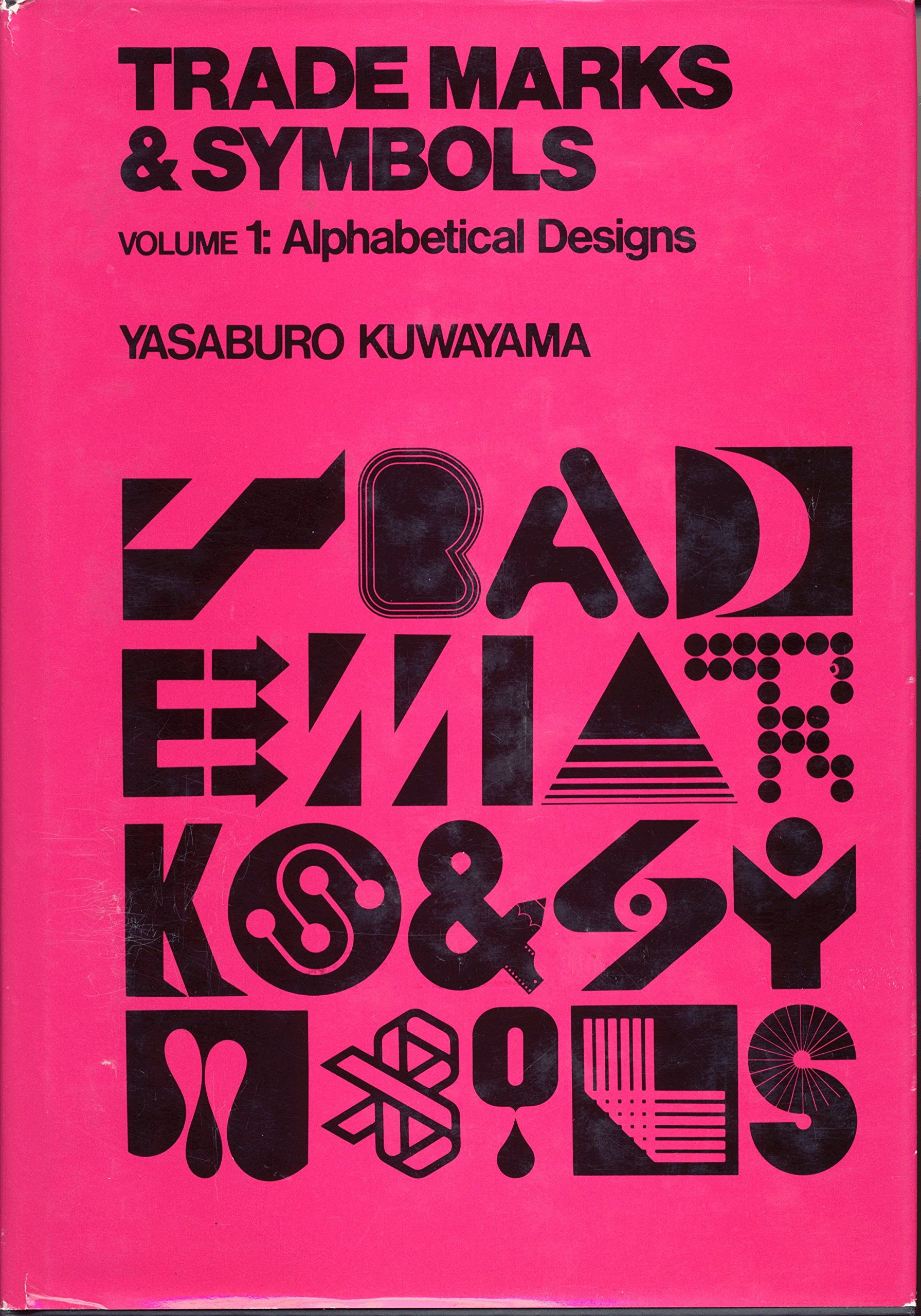 Very Goods Alphabetical Designs Trademarks And Symbols Yasaburo