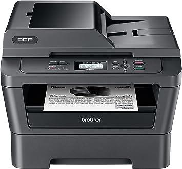 Brother DCP-7065DN Laser-AIO s/w (A4, 3-in-1, imprimeur, photocopieuse, Scanner, Netzwerk, iPrint&Scan)