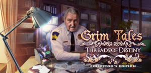 Grim Tales: Threads of Destiny Collector's Edition from Big Fish Games