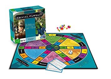 Winning Moves - 0347 - Jeu De Questions-réponses - Trivial Pursuit Editions Des Vins 2014