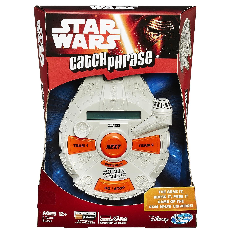 Juegos-de-mesa Hasbro, Juego de la frase de Star Wars en Veo y Compro