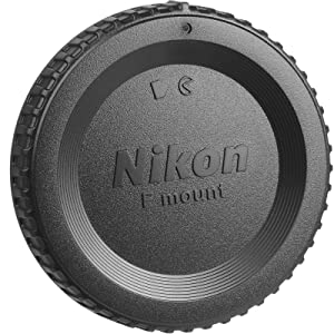 Nikon BF-1B Camera Body Cap with Lens Pen + Cleaning Kit