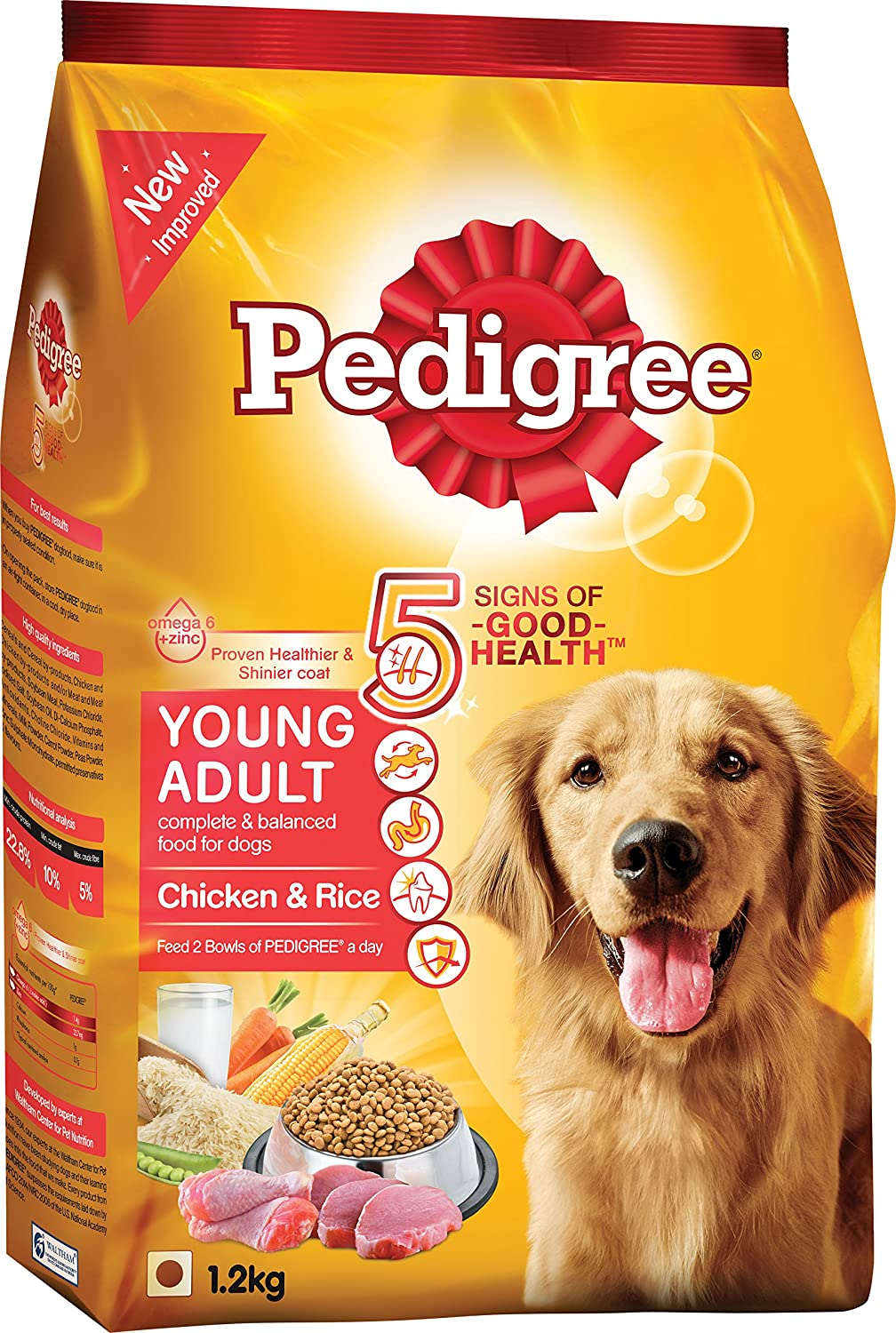 Pedigree Heart Healthy Dog Food
