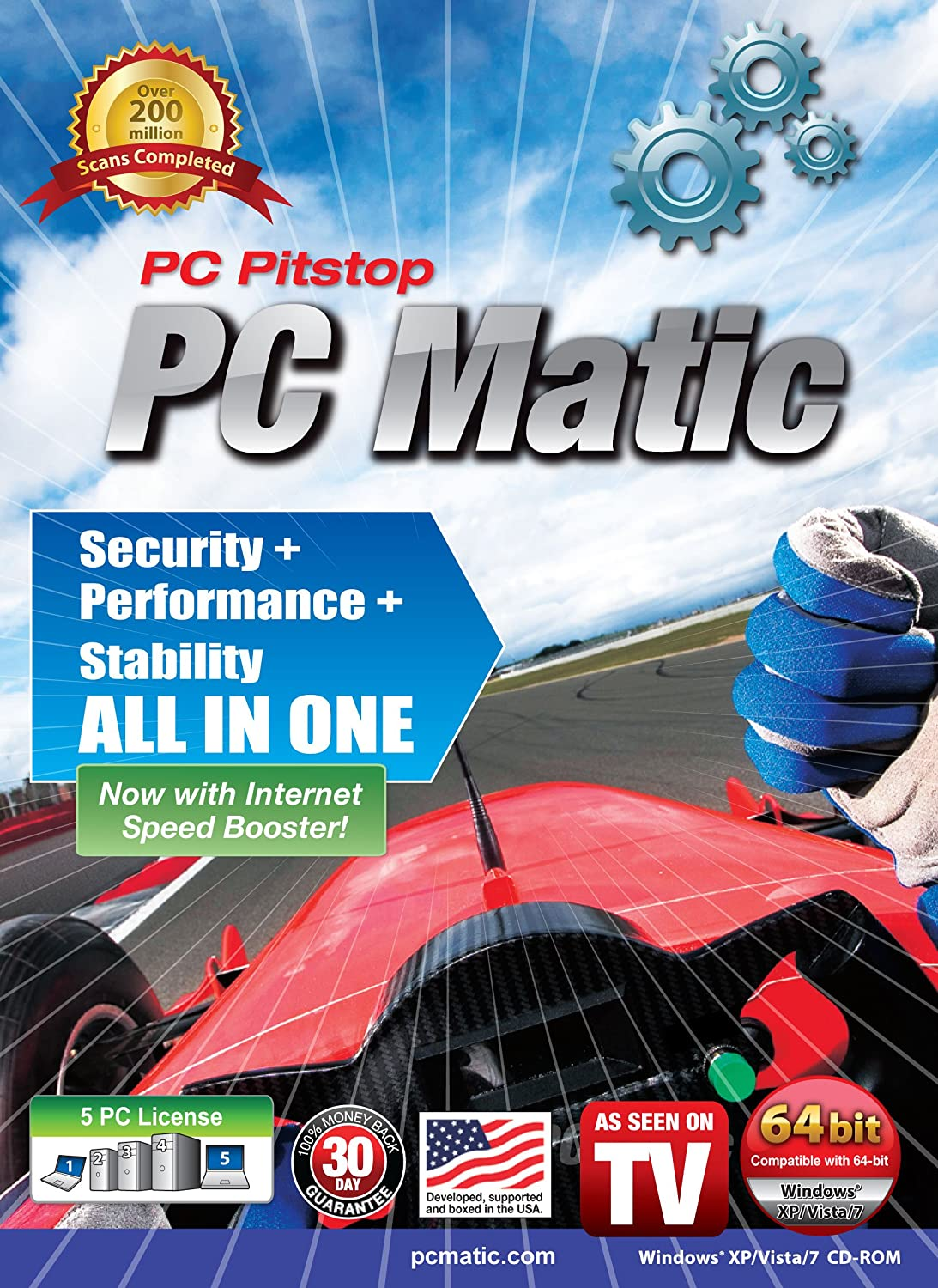 PC Matic - 5 PCs