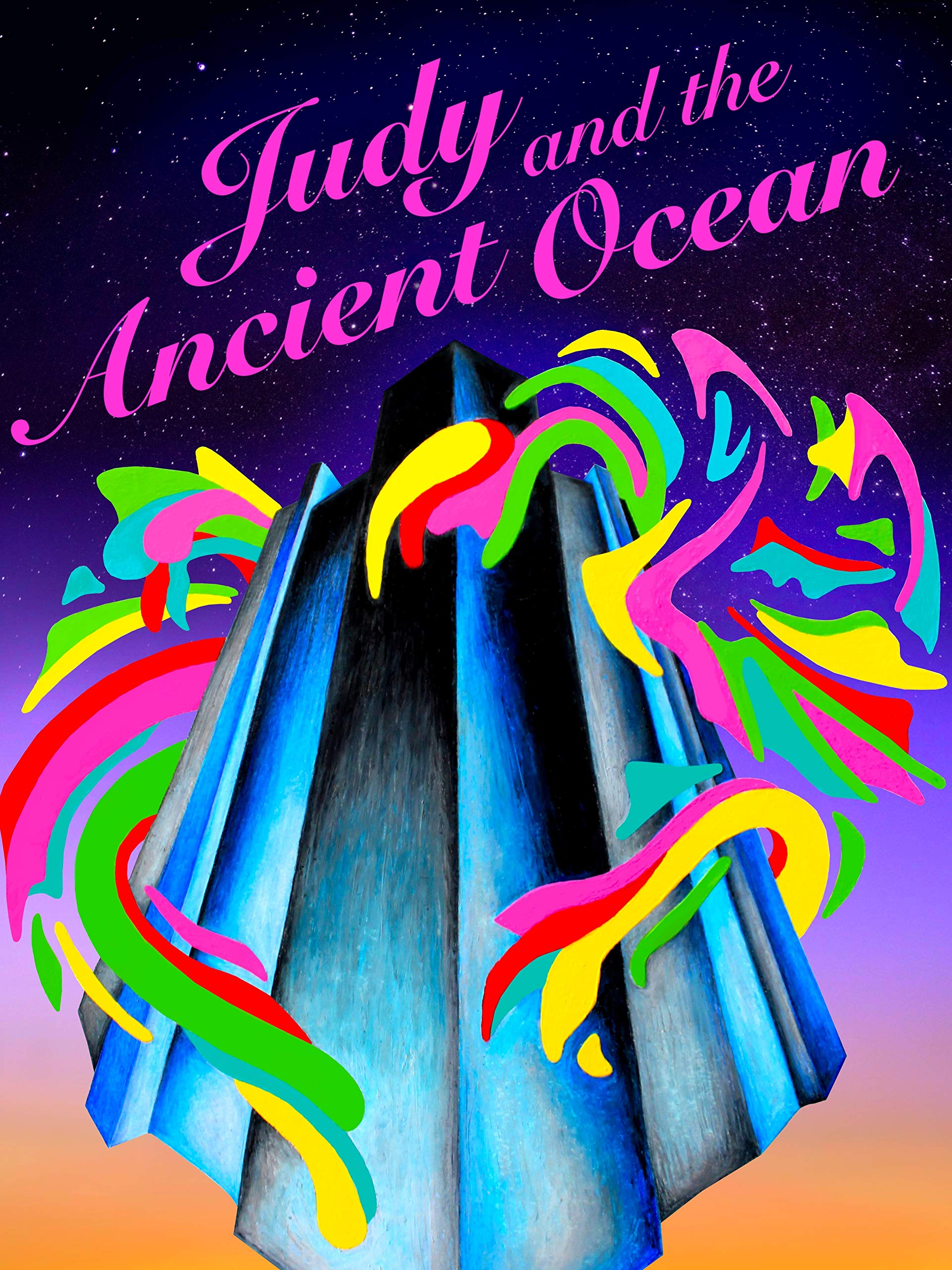 Judy and the Ancient Ocean