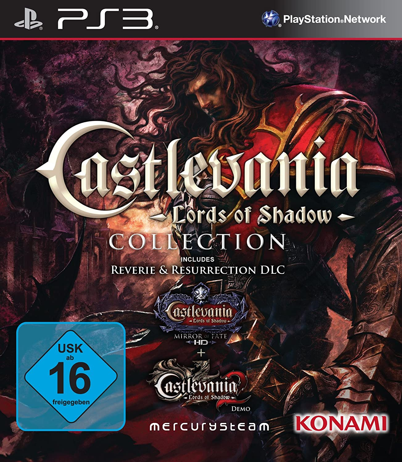 Castlevania - Lords of Shadow, PS3