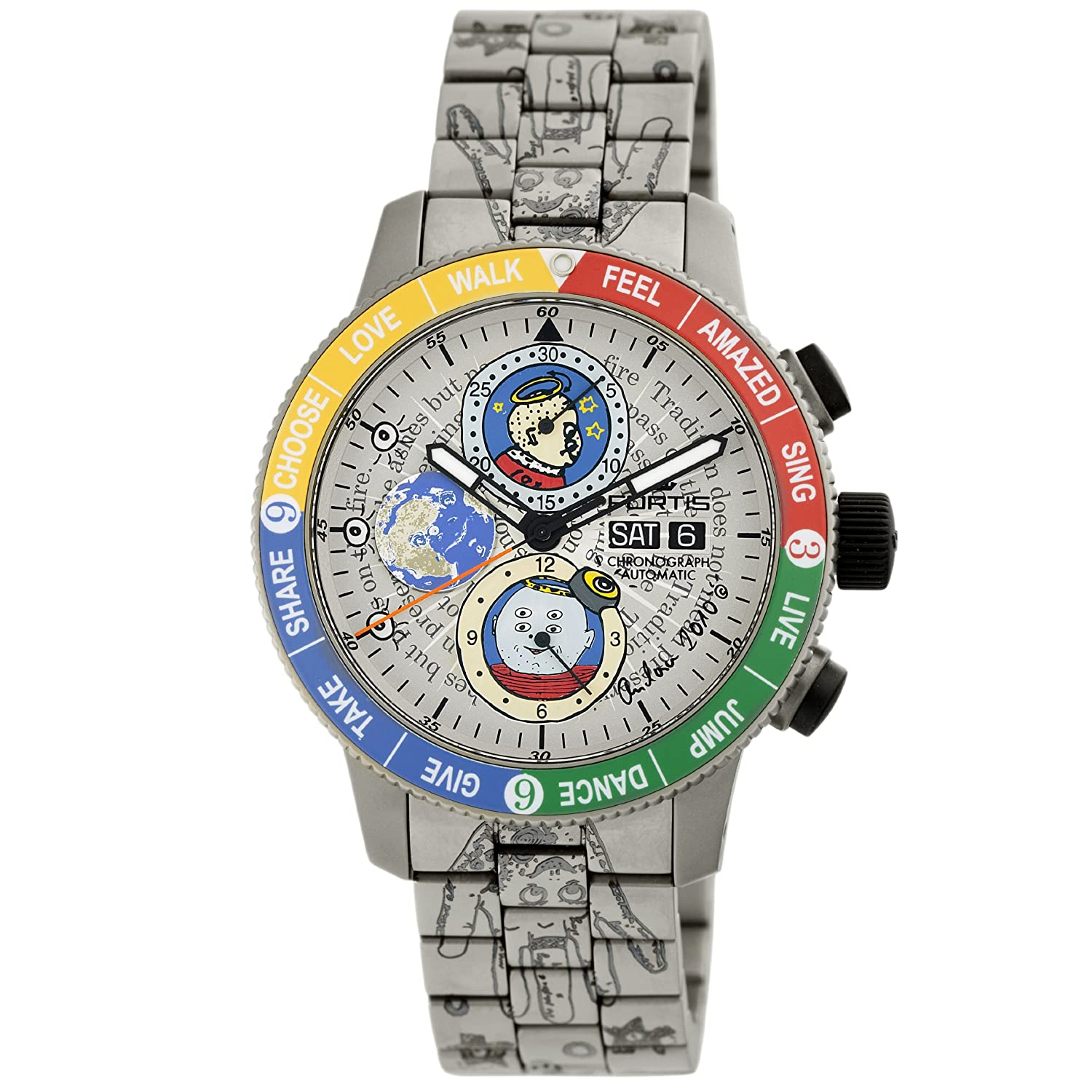 This is the most beautiful watch that I have ever seen!  91kfTGpfOWL._AA1500_