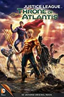 Justice League: Throne Of Atlantis (plus bonus features!) [HD]