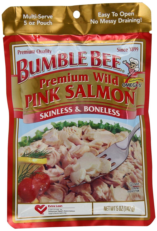 Skinless Smoked Salmon Wild Pink Salmon Skinless