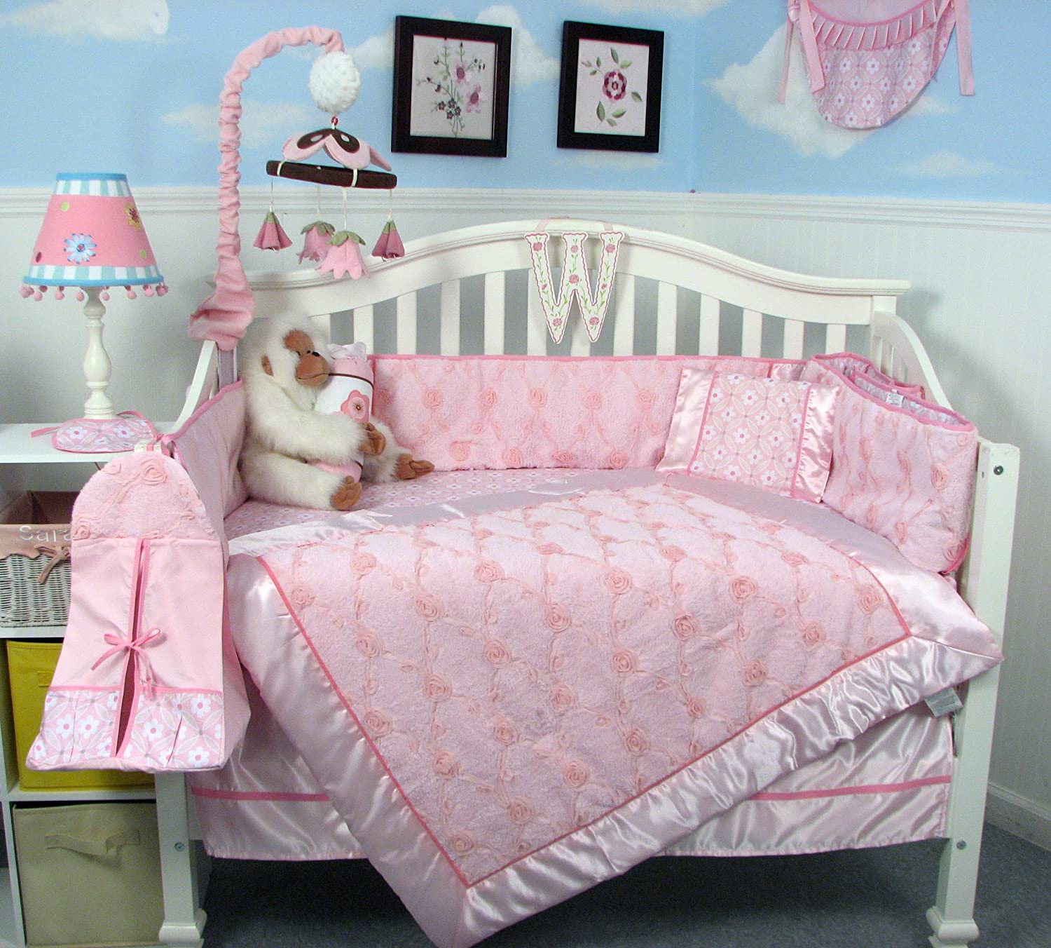Soho Day At Zoo Baby Bedding Baby Bedding And Accessories