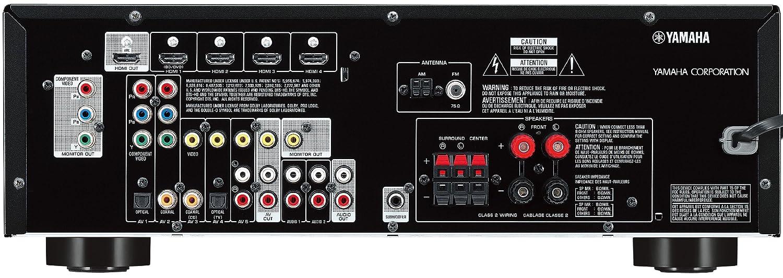 Yamaha Amplifier Rx V Manual