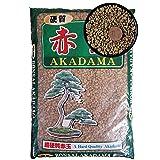 Japanese Hard Bonsai Akadama Small Size 5mm Grain - 13L Bag