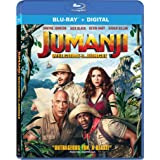 Jumanji: Welcome to the Jungle [Blu-ray]