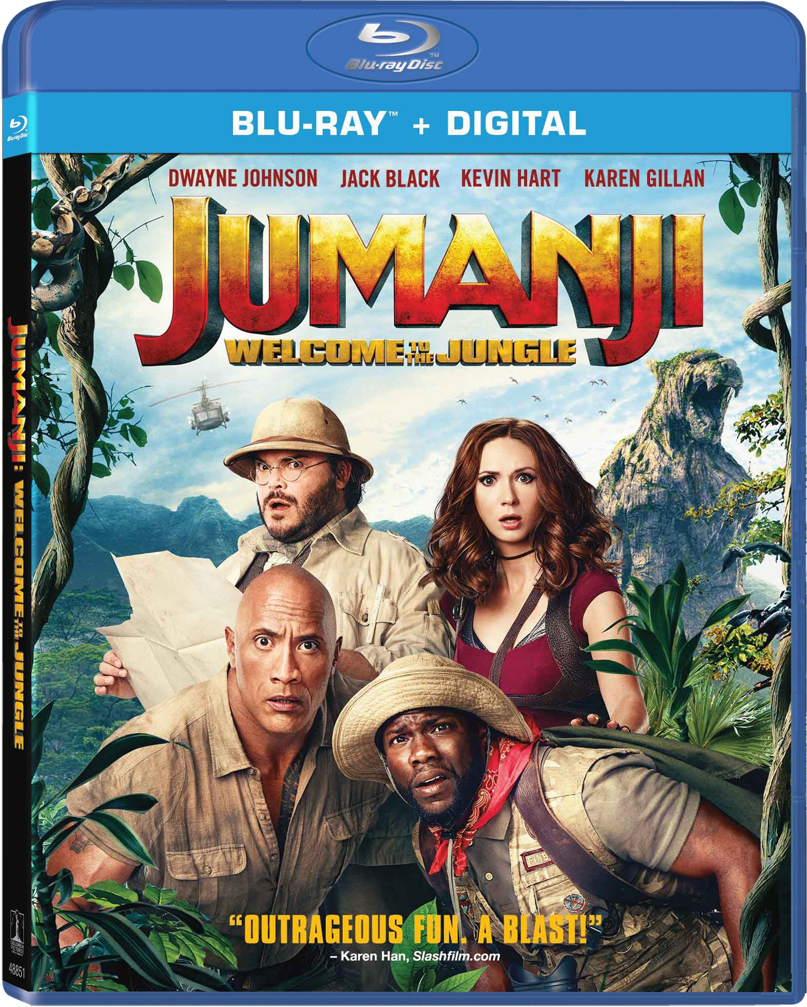 Jumanji Jungle