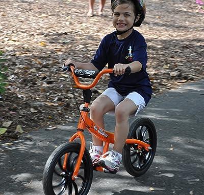 Go Glider Kids Balance Bike Lightweight Alloy