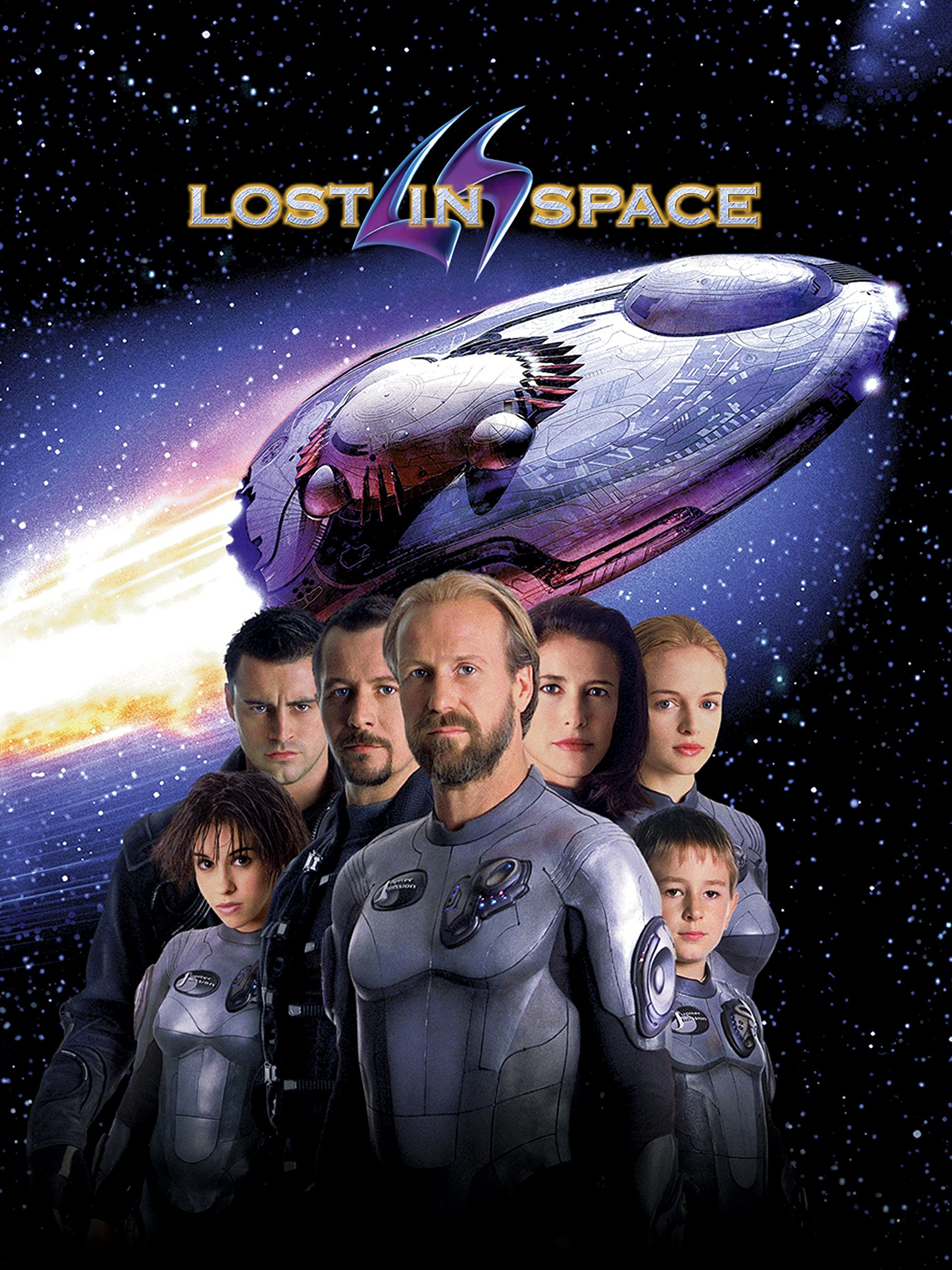 Lost in Space on Amazon Prime Video UK
