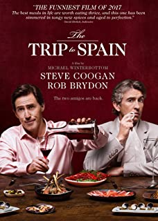 Book Cover: The Trip To Spain