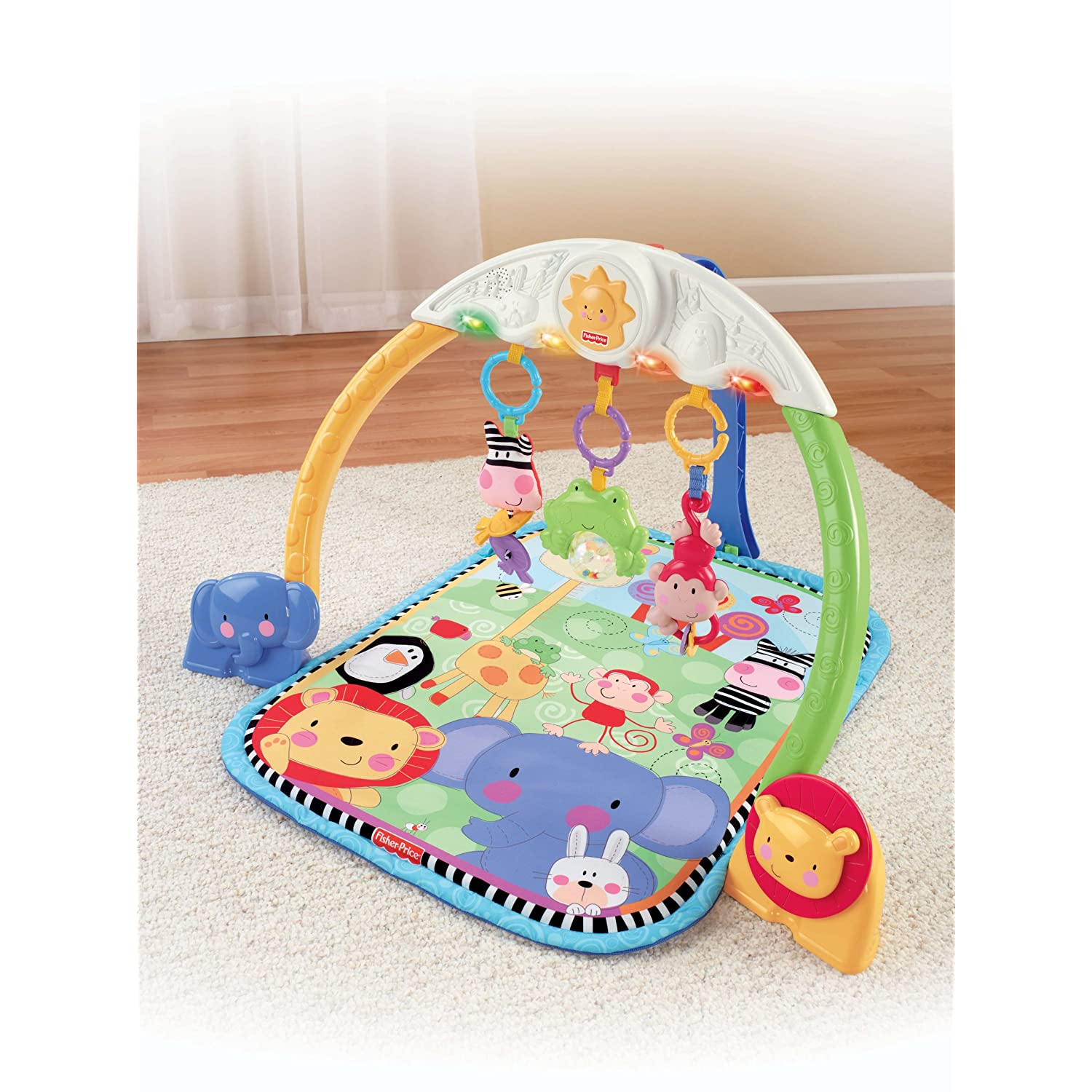 Fisher Price Discover And N Grow Jungle Musical Lights