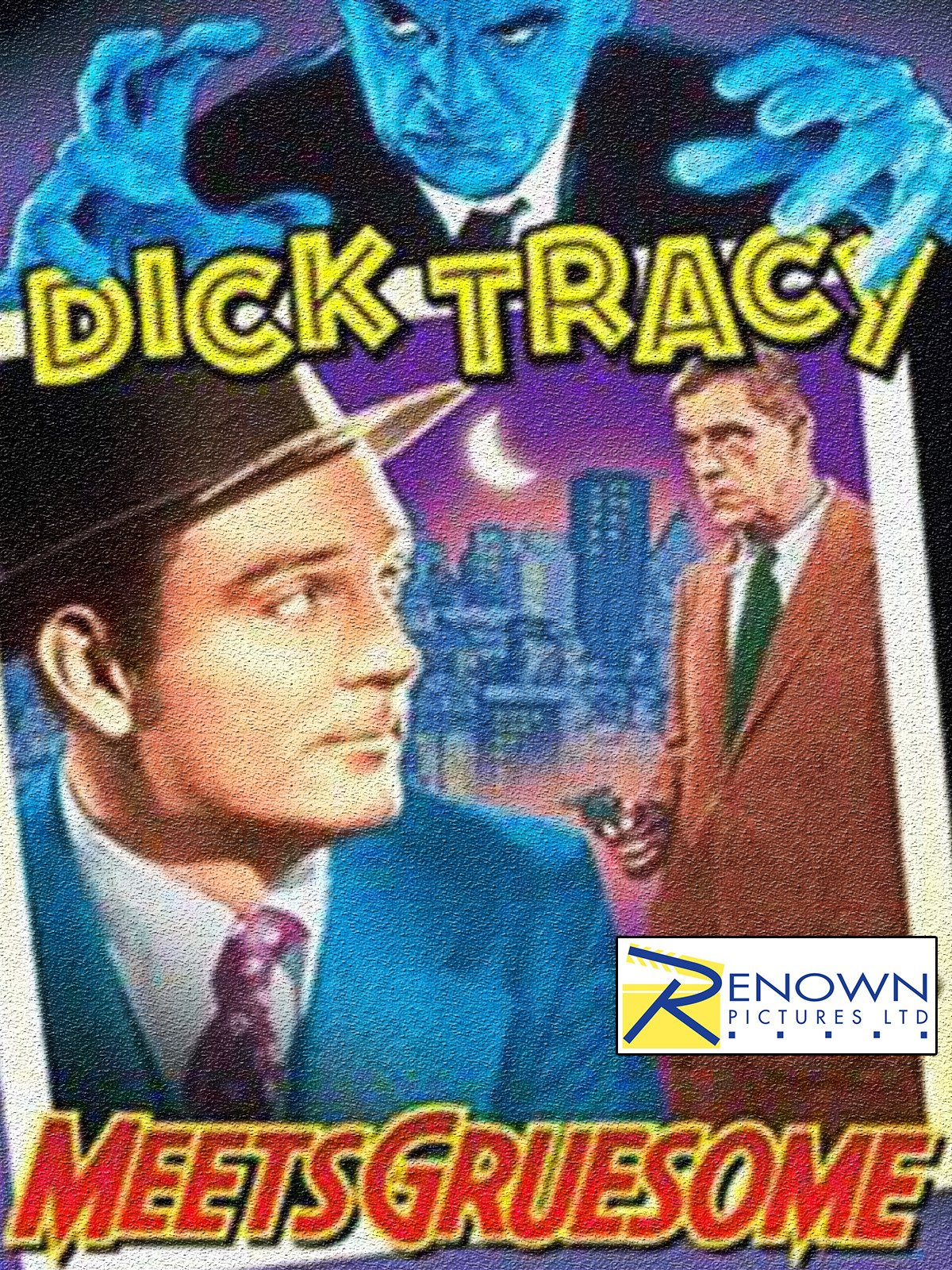 Dick Tracy Meets Gruesome on Amazon Prime Instant Video UK