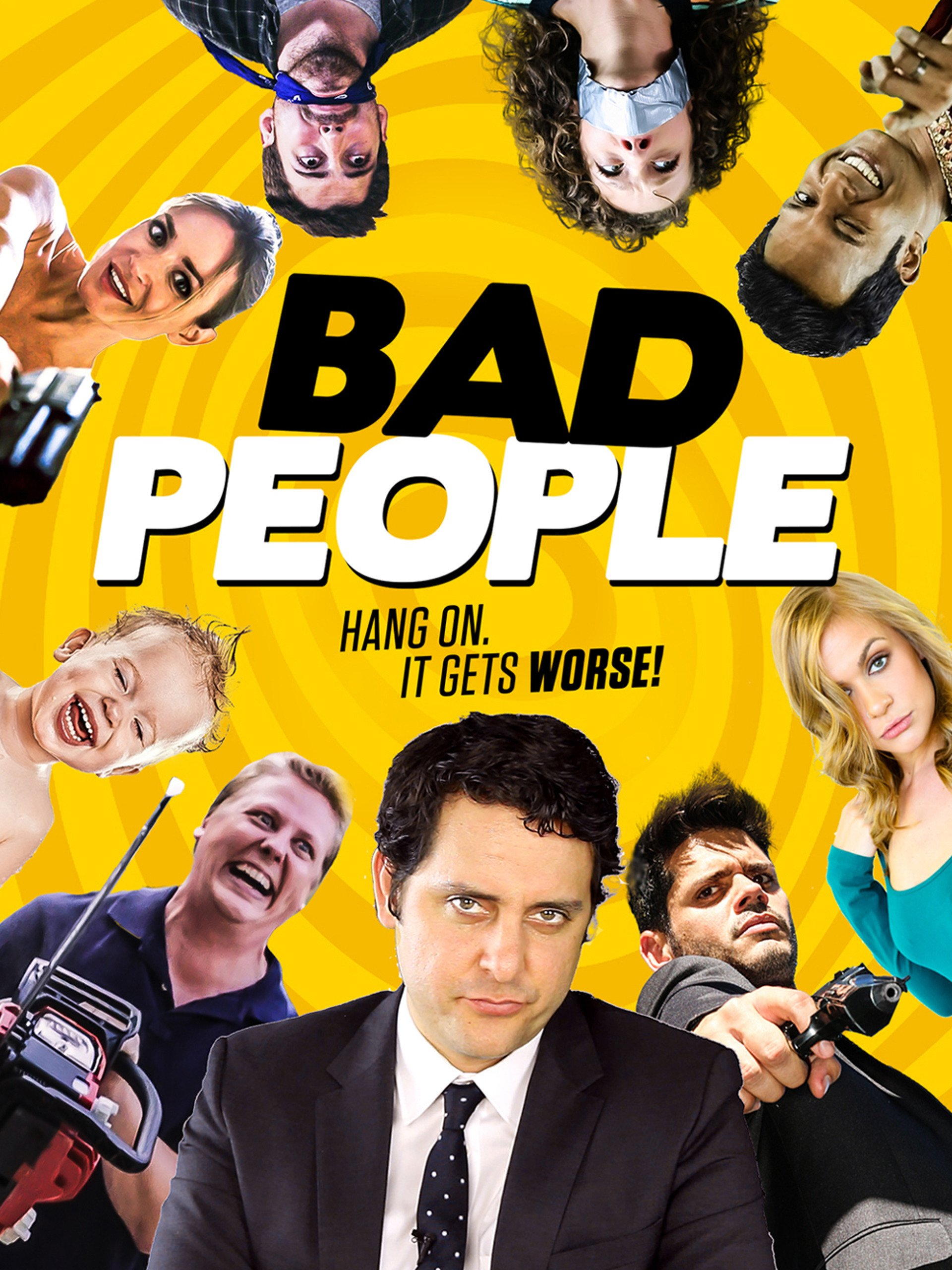 Bad People on Amazon Prime Instant Video UK