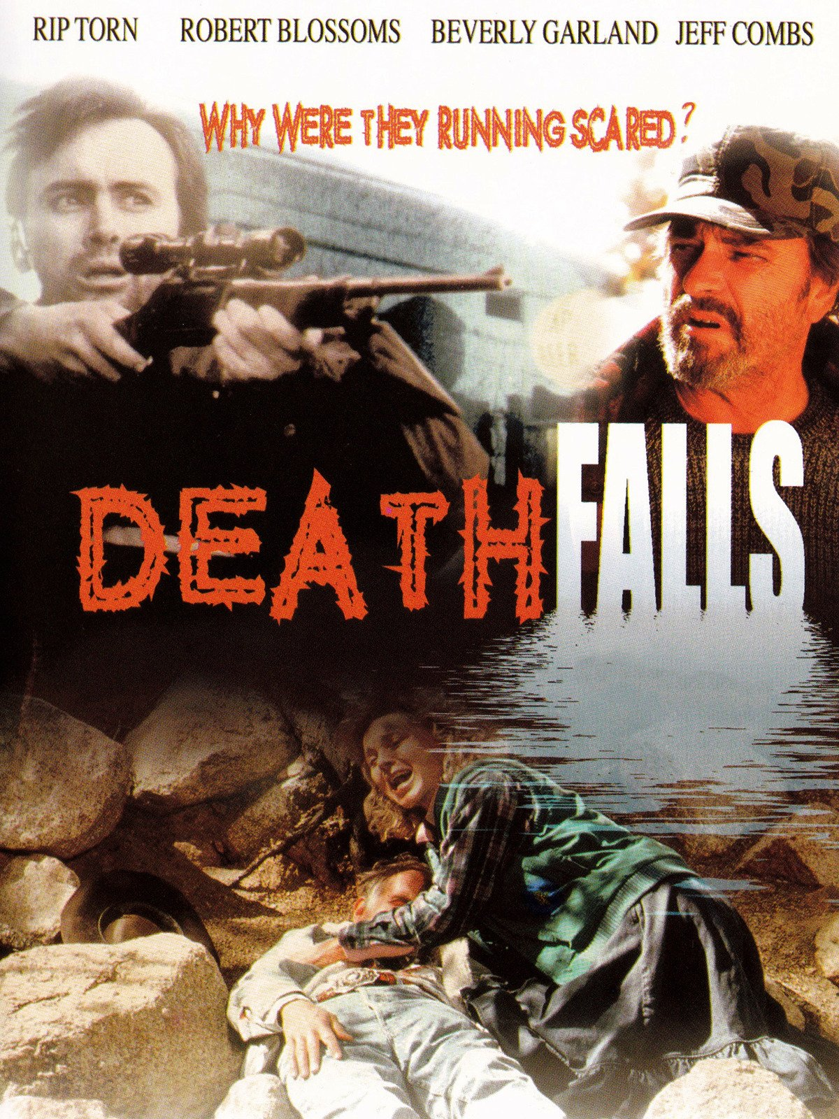 Death Falls on Amazon Prime Instant Video UK