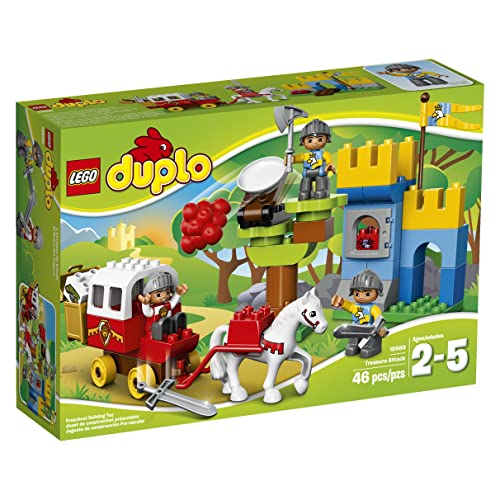 LEGO DUPLO Town Treasure Attack 10569 Building Toy