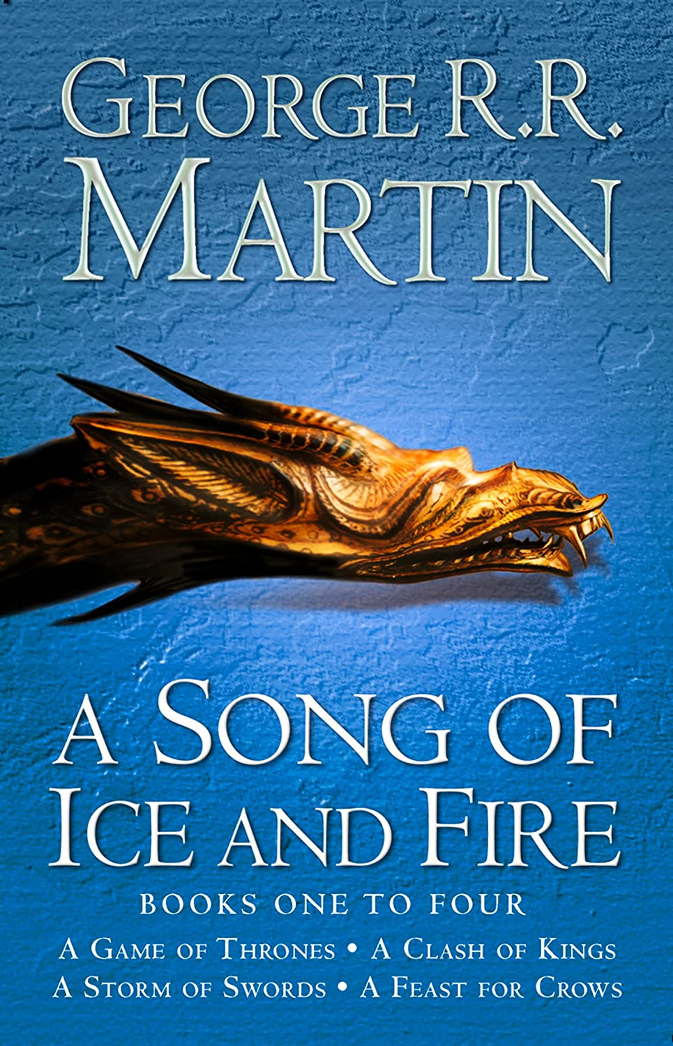 A Game of Thrones, book review