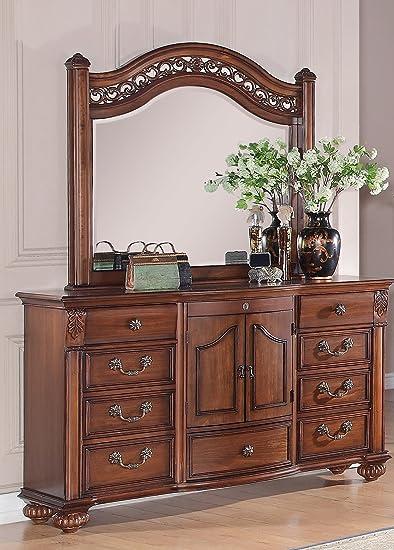 Elements International Bronson Dresser