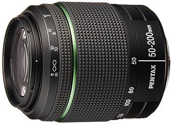 Pentax 50 - 200 mm / F 4,0 - 5,6 ED SMC WR Objectifs 50 mm